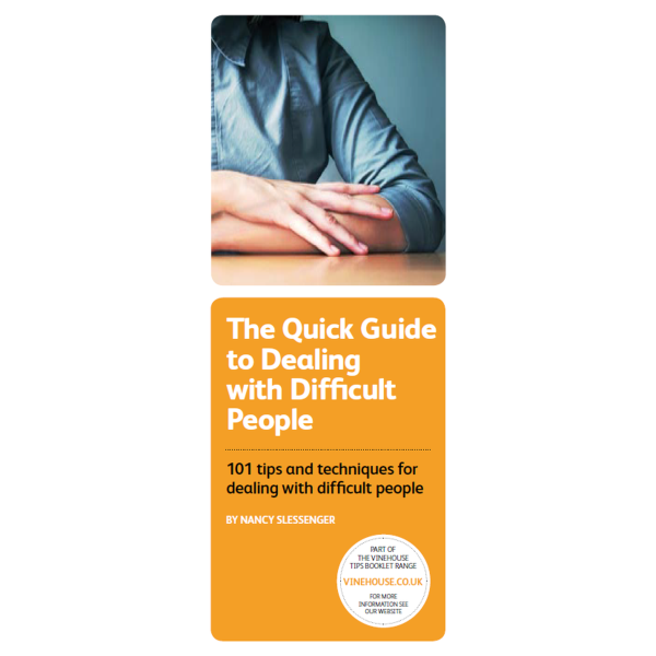 Quick Guide to Dealing With Difficult People