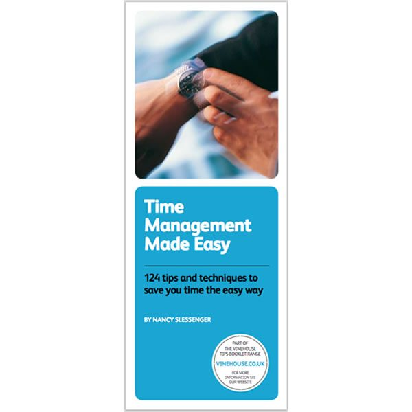 VIN4982 Time Management Made Easy
